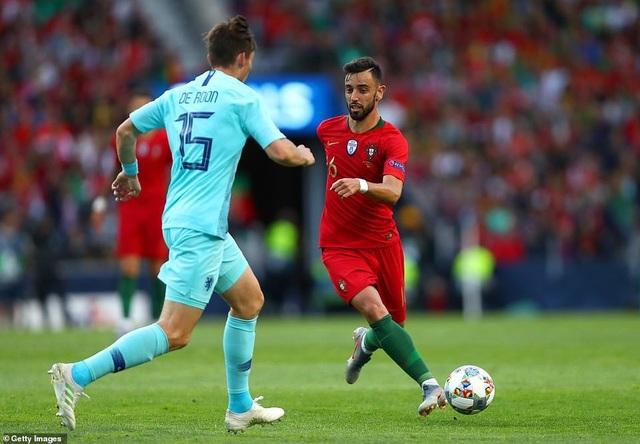 Đánh bại Hà Lan, Bồ Đào Nha vô địch UEFA Nations League - 11