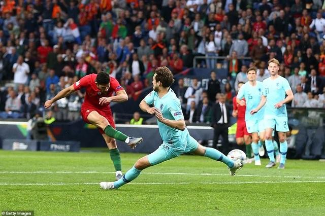 Đánh bại Hà Lan, Bồ Đào Nha vô địch UEFA Nations League - 9