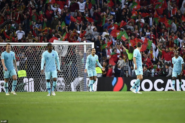 Đánh bại Hà Lan, Bồ Đào Nha vô địch UEFA Nations League - 10
