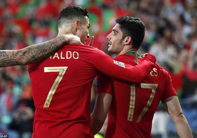 Đánh bại Hà Lan, Bồ Đào Nha vô địch UEFA Nations League - 7