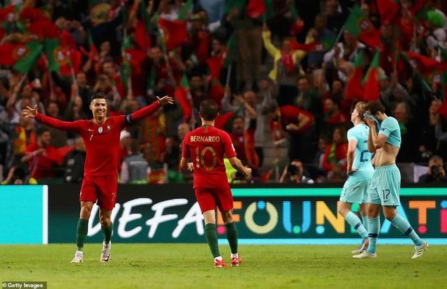 Đánh bại Hà Lan, Bồ Đào Nha vô địch UEFA Nations League - 4