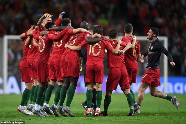 Đánh bại Hà Lan, Bồ Đào Nha vô địch UEFA Nations League - 21