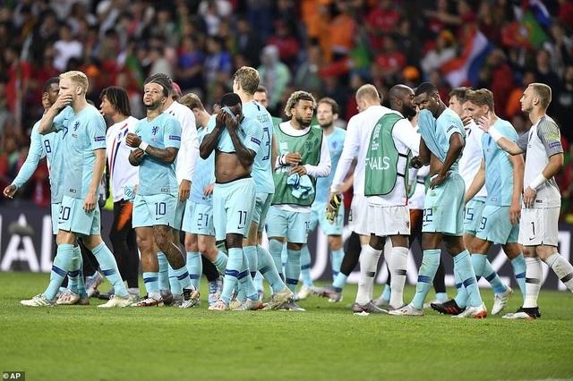 Đánh bại Hà Lan, Bồ Đào Nha vô địch UEFA Nations League - 20