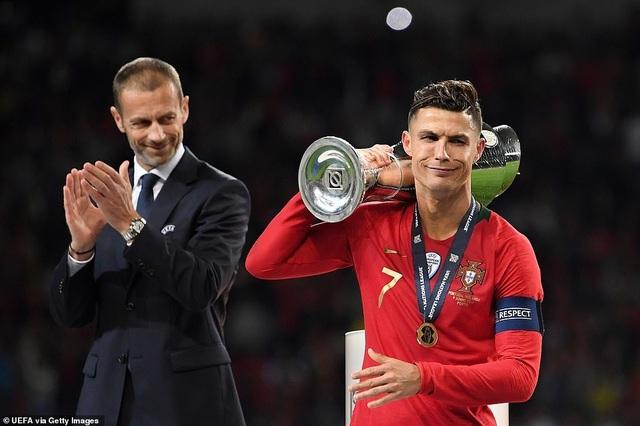 Đánh bại Hà Lan, Bồ Đào Nha vô địch UEFA Nations League - 2