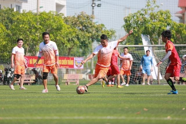 Giải bóng đá Báo chí miền Trung lần thứ VI - 2019 thành công tốt đẹp - 1