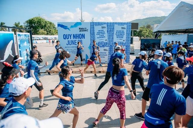 200 người tham gia sự kiện chạy vì môi trường biển tại Quy Nhơn khởi xướng bởi Adidas x parley - 2