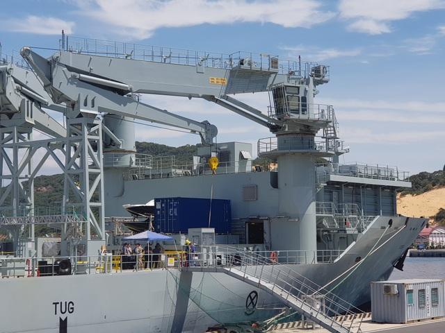 Hệ thống tác chiến hiện đại trên 2 chiến hạm Canada đang thăm Cam Ranh - 8