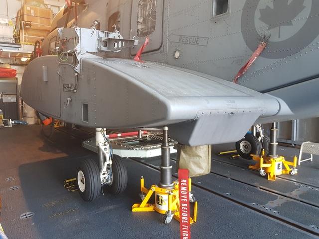 Hệ thống tác chiến hiện đại trên 2 chiến hạm Canada đang thăm Cam Ranh - 6