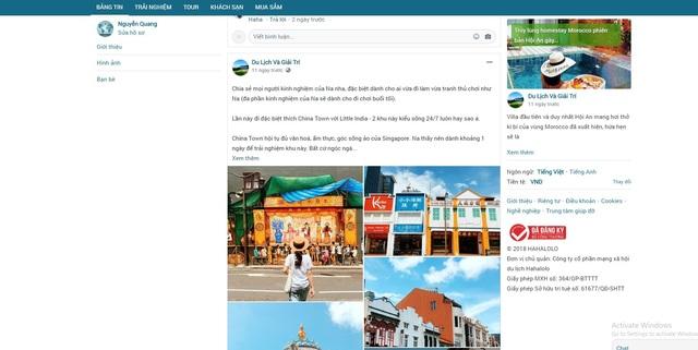 Ra mắt mạng xã hội du lịch đầu tiên của người Việt - 3