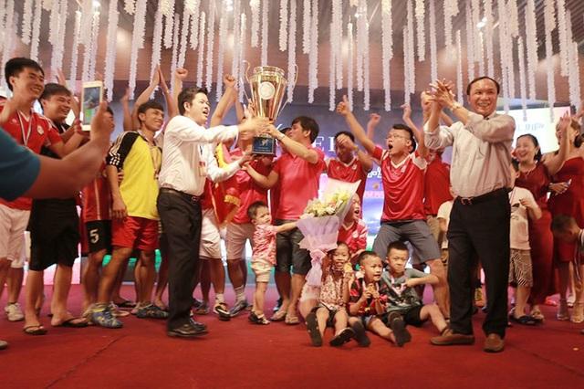 Giải bóng đá Báo chí miền Trung lần thứ VI - 2019 thành công tốt đẹp - 3