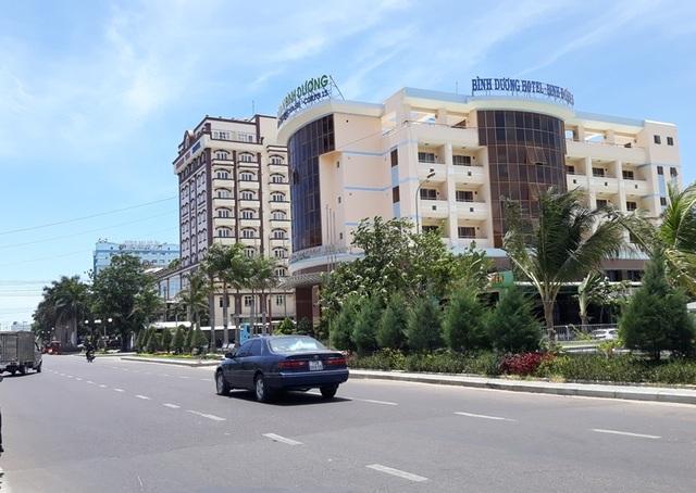 Hỗ trợ 32 tỷ đồng di dời khách sạn của Binh đoàn 15 ven biển Quy Nhơn - 1