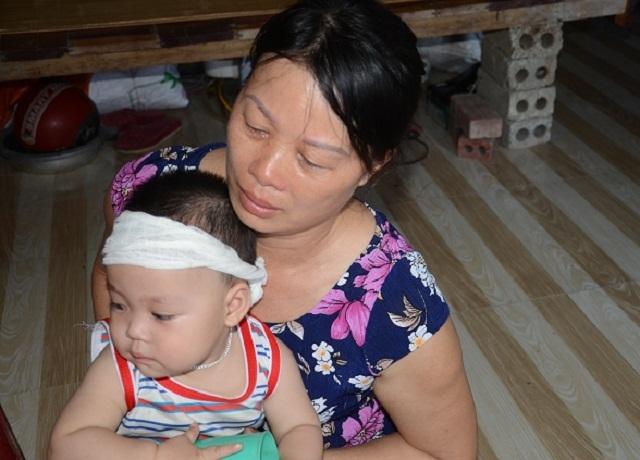 Lao vào cứu chồng, người vợ bị điện giật tử vong bỏ lại đứa con trai 9 tháng tuổi bơ vơ - 7