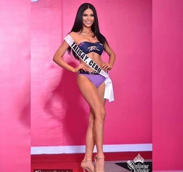 Nhan sắc bốc lửa của tân hoa hậu Philippines - 11