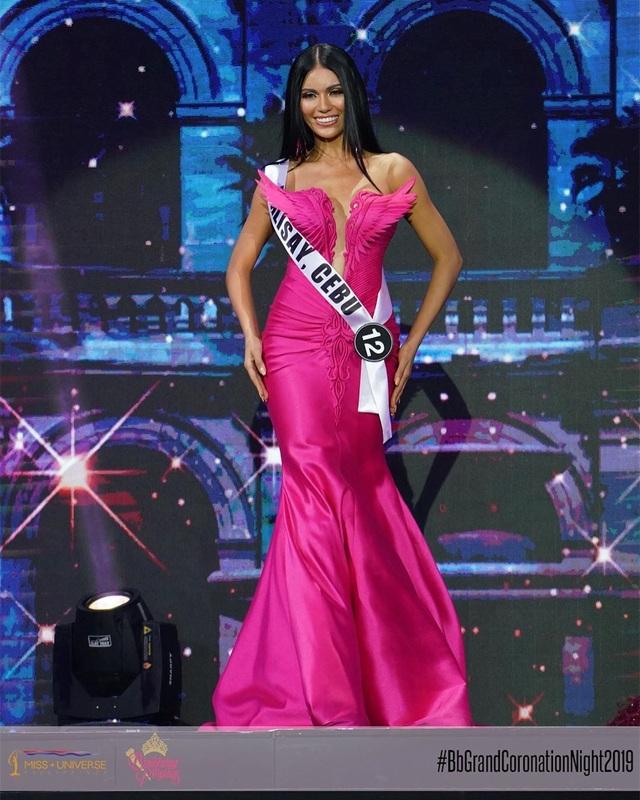 Nhan sắc bốc lửa của tân hoa hậu Philippines - 8