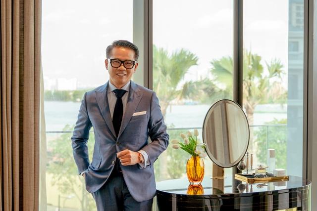 """Nhà thiết kế nội thất Quách Thái Công: Muốn thành công thì không gian sống là quan trọng nhất"""" - 1"""