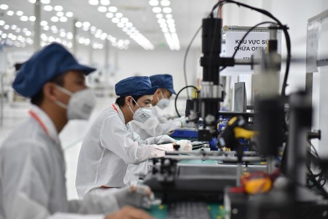 Vingroup động thổ nhà máy điện thoại thông minh công suất 125 triệu máy/năm - 4