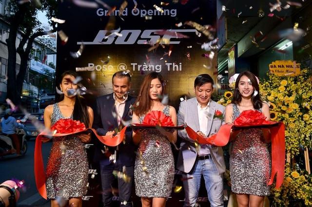 Bose Store lớn nhất Việt Nam chính thức khai trương tại Hà Nội - 1
