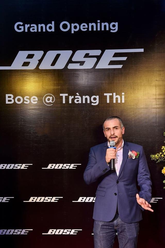Bose Store lớn nhất Việt Nam chính thức khai trương tại Hà Nội - 3