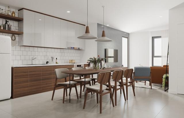 Không gian sống giàu thẩm mỹ từ đơn vị thiết kế hơn 3.000 dự án khắp thế giới - 3
