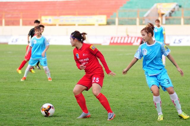 Khai mạc giải bóng đá nữ vô địch quốc gia 2019 - 1