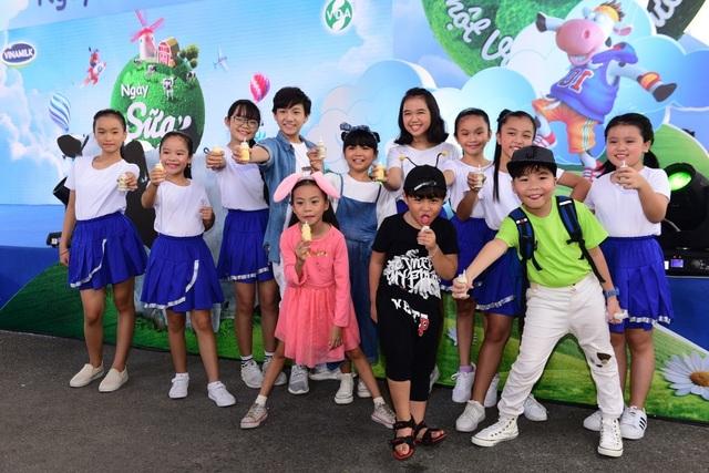 Công bố chủ đề Hưởng ứng Ngày sữa thế giới, Vinamilk tiếp tục vì một Việt Nam vươn cao - 3