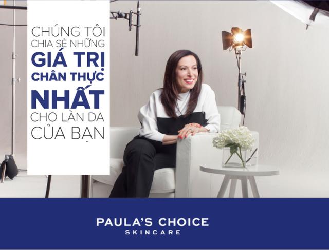 """Câu chuyện """"gây sốc"""" phía sau thương hiệu mỹ phẩm – Paula's Choice - 1"""