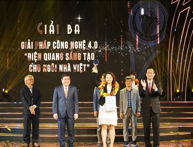Các giải pháp thông minh của Điện Quang nhận Giải thưởng Sáng tạo TP.HCM năm 2019 - 1