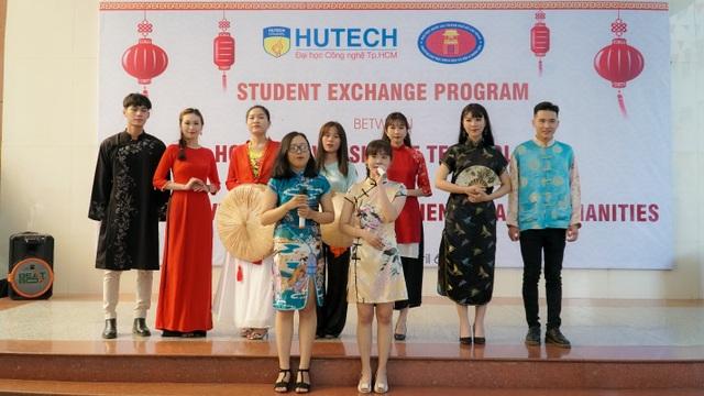 HUTECH chính thức tuyển sinh ngành Ngôn ngữ Trung Quốc trình độ Đại học - 2