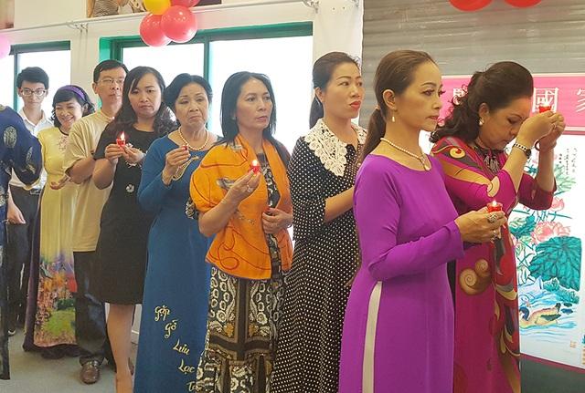 Giản dị và ấm cúng Lễ tưởng niệm 4 năm ngày mất GS.TS Trần Văn Khê - 6