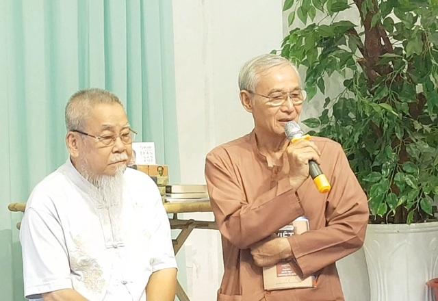 Giản dị và ấm cúng Lễ tưởng niệm 4 năm ngày mất GS.TS Trần Văn Khê - 11