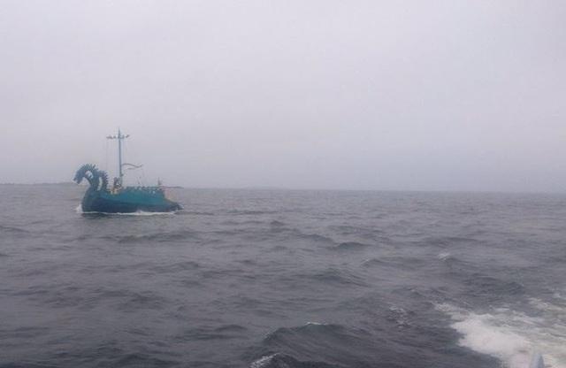 Phần Lan truy tìm quái vật ba đầu trên biển - 1