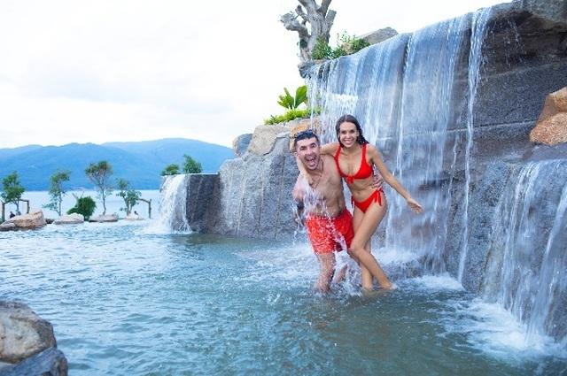 Trải nghiệm tắm bùn khoáng độc đáo trên đảo Hòn Tằm xinh đẹp - 3