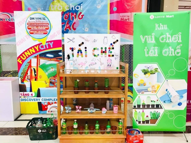 LOTTE Mart tham dự lễ ra quân phong trào chống rác thải nhựa - 6