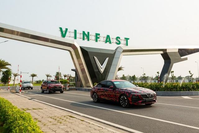 Nhìn lại hành trình 6.000 km chạy thử xuyên Việt của xe VinFast - 1