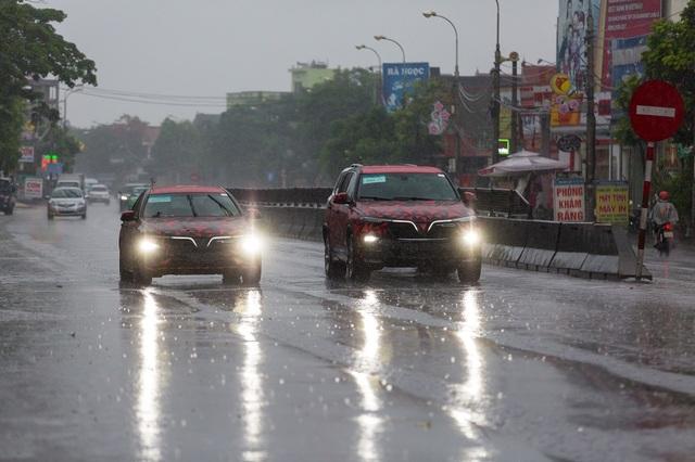 Nhìn lại hành trình 6.000 km chạy thử xuyên Việt của xe VinFast - 3