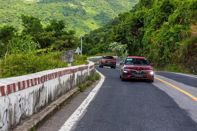 Nhìn lại hành trình 6.000 km chạy thử xuyên Việt của xe VinFast - 4