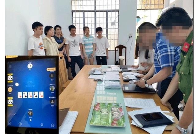 Nhóm đối tượng người nước ngoài vào Việt Nam tổ chức đánh bạc xuyên biên giới - 2