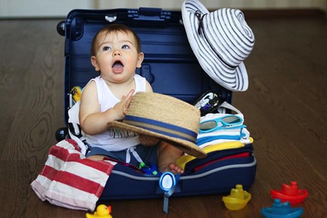 Kinh nghiệm du lịch cùng bé - 1