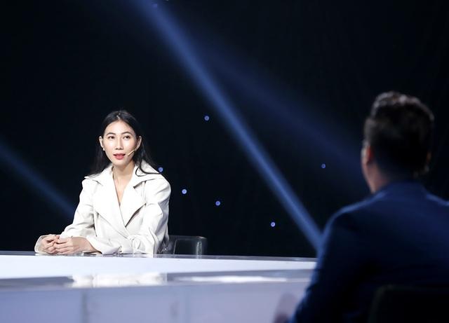 """Người mẫu Cao Ngân trở lại sau 2 năm gây sốc với hình ảnh """"ốm trơ xương"""" - 3"""