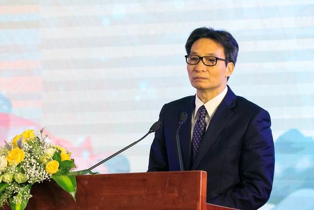 Phó Thủ tướng Vũ Đức Đam kêu gọi doanh nghiệp đàn anh nâng đỡ Startup Việt - 1