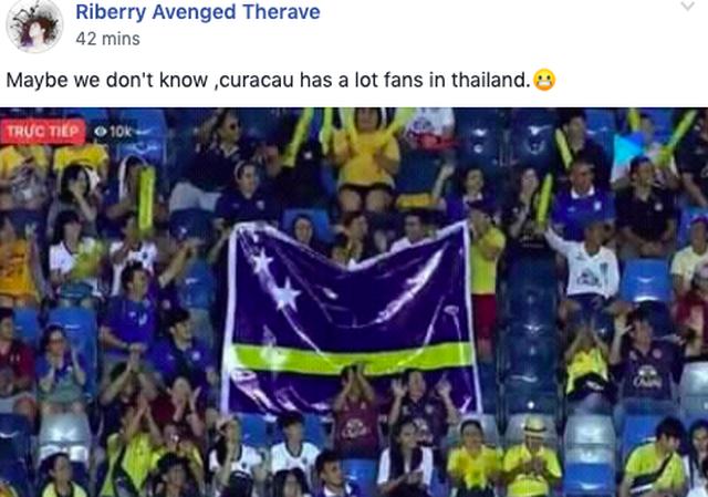 CĐV Việt Nam và Thái Lan tranh cãi nảy lửa sau King's Cup - 1