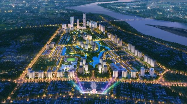 Ciputra Hanoi giành cúp tại giải thưởng Bất động sản thế giới FIABCI - 2