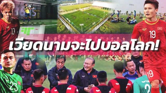 Báo Thái Lan chỉ ra nguyên nhân thành công của đội tuyển Việt Nam - 1