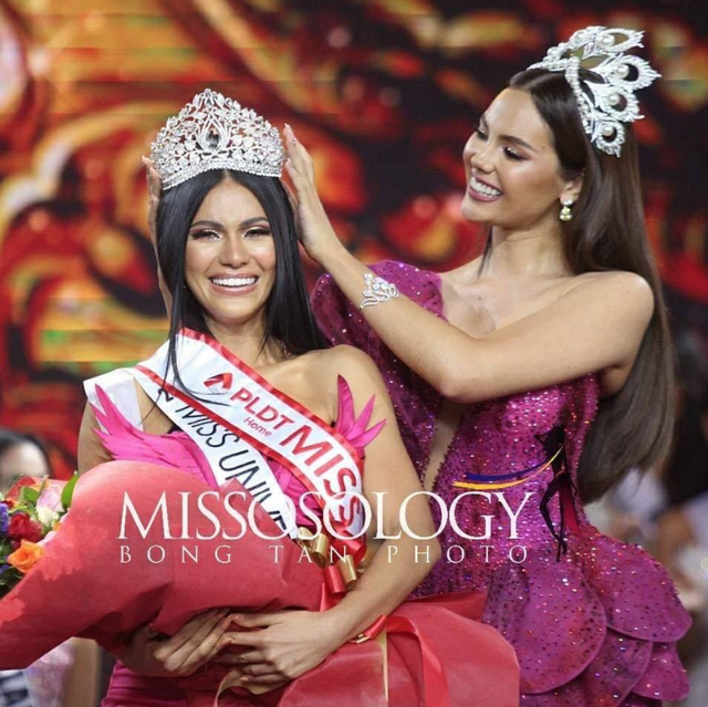 Nhan sắc bốc lửa của tân hoa hậu Philippines - 2