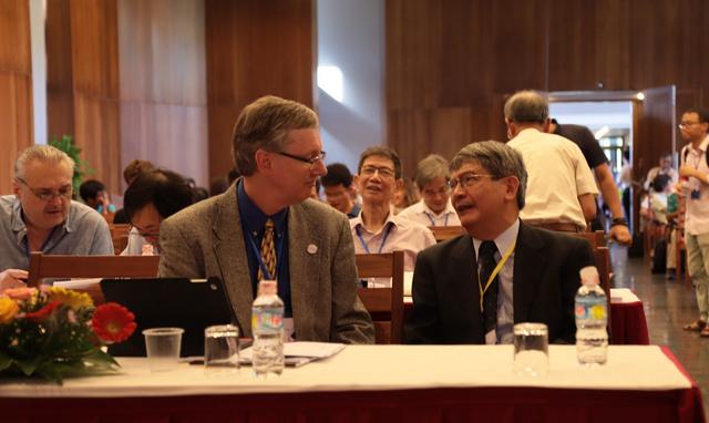 Hội nghị toán học Việt – Mỹ: Cột mốc quan trọng hợp tác giữa các nhà toán học - 4