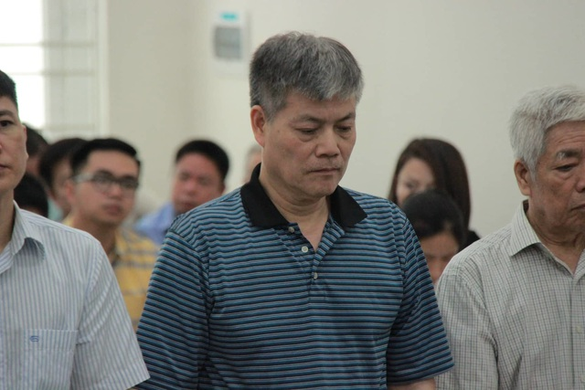 Cựu Chủ tịch Vinashin bị đề nghị từ 18-20 năm tù - 2