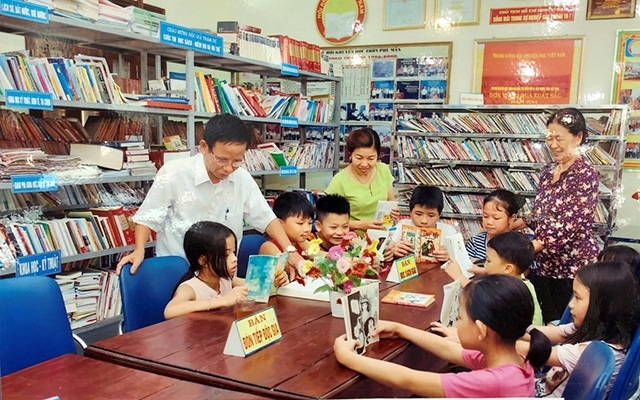 Lan tỏa văn hóa đọc từ thư viện cộng đồng - 1