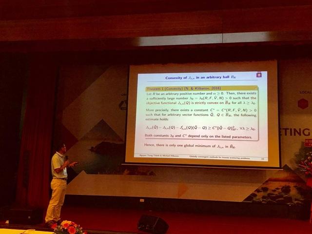 Hội nghị toán học Việt – Mỹ: Cột mốc quan trọng hợp tác giữa các nhà toán học - 5