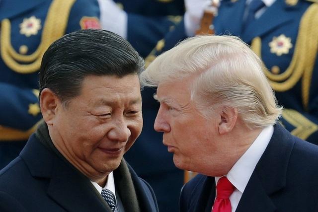 """Ông Tập Cận Bình: Mỹ - Trung mật thiết đến nỗi không thể """"chia tay"""" vì chiến tranh thương mại - 1"""