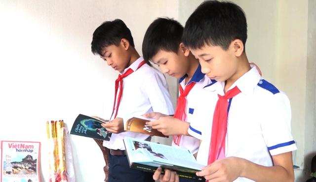 Chàng trai học đến lớp 9 lập thư viện miễn phí cho người dân vùng cao - 3